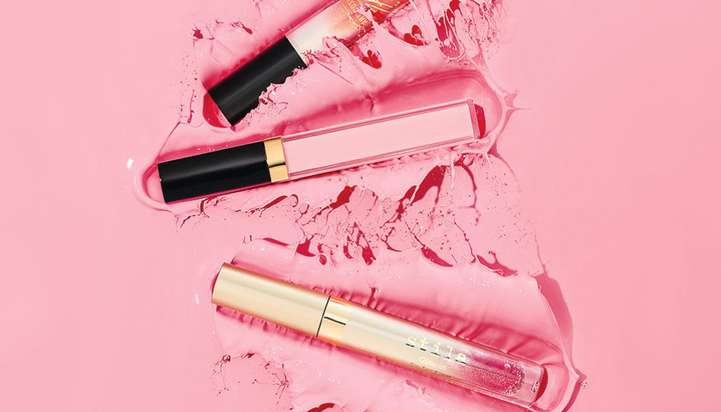 5 Pretty Pink Lip Glosses to Wear in Spring