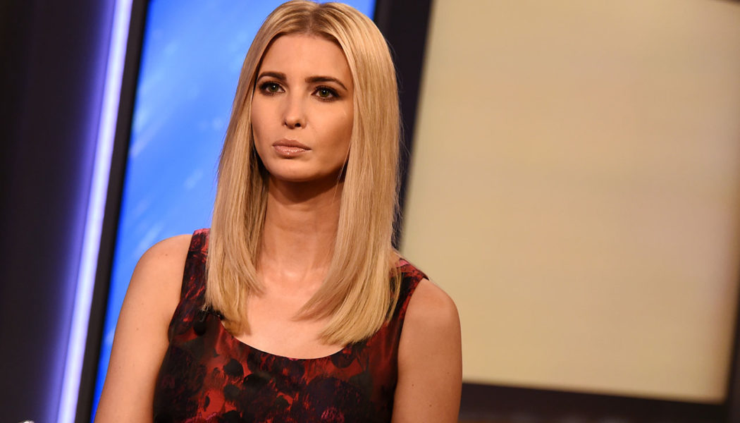 Ivanka Trump to Attend Women's Economic Summit in Berlin