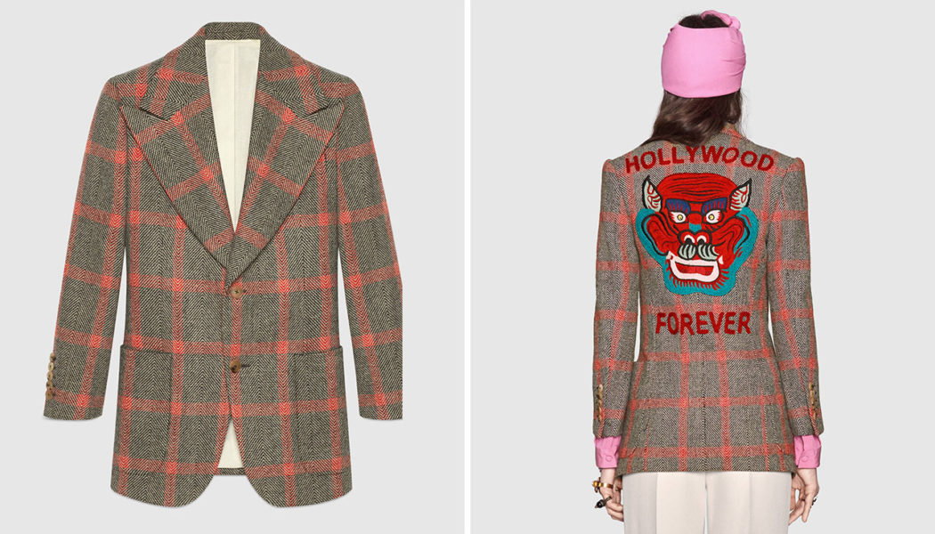 The L.A. Story Behind Gucci's Hollywood Forever Jacket in Stores Now
