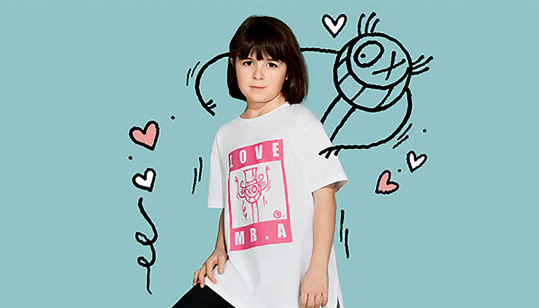 Graffiti Artist Mr. Andre on His New Feminist-Friendly Uniqlo Collab