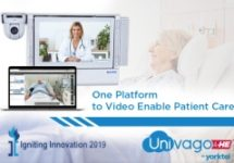 Yorktel's Univago HE Telehealth Platform Announced as Top 40 Finalist at the Sixth Annual Igniting Innovation 2019 Conference and Awards