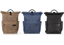 WaterField's Tech Rolltop Backpack Combines Work, Sports, Travel in…