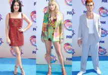 Vote for Which Star Was Best Dressed at the 2019 Teen Choice Awards