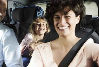 The rise of 'drivetime dialogue': families use car journeys to bond