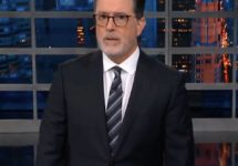 The Late Show With Stephen Colbert's Funniest Moments This Year