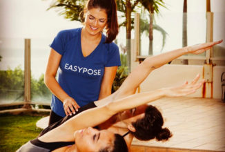 We Tried the New Easypose Yoga-On-Demand Service