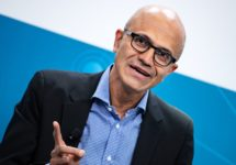 Microsoft CEO Nadella meets with top execs every week to review AI projects