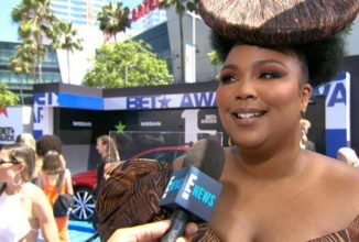 "Lizzo Says She Is Staying True to Herself Even After Massive ""Glow-Up"""