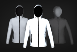 DuoTek, an Affordable Reflective, Reversible and Ultralight Jacket…