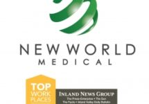 New World Medical Named Among the Inland Empire Top Workplaces