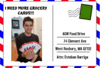 West Roxbury Man Who Lives with Autism Feeds 43 Families and Mails $2700 in Grocery Cards to Disabled Families in Mass. Affected by COVID-19