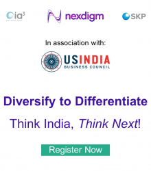 Nexdigm Explores Global Interest in the Indian Healthcare Sector with Senior Indian Government Officials and Industry Experts, Focusing on the US-India Corridor