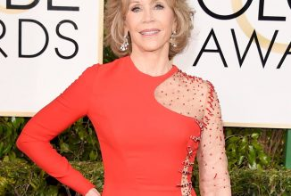 Jane Fonda to Receive Cecil B. DeMille Award at 2021 Golden Globes