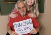 """""""Vaccinate With Love (Dedicated to Dr. Osterholm),"""" by Peter Lake, Generating Unexpected Response from Listeners"""