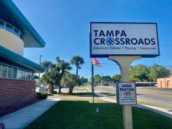 Tampa Crossroad's New CEO Reveals New Look and Direction